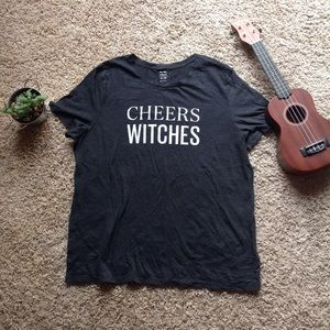 Cheers Witches Relaxed Tee!